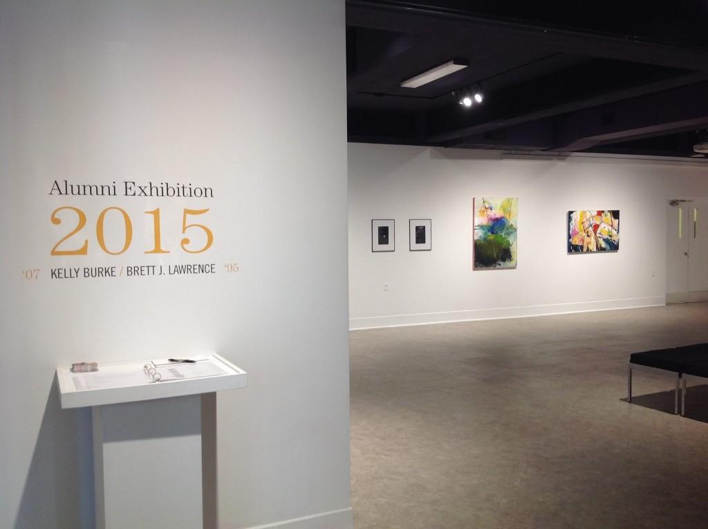 Alumni Exhibition 2015 SHU