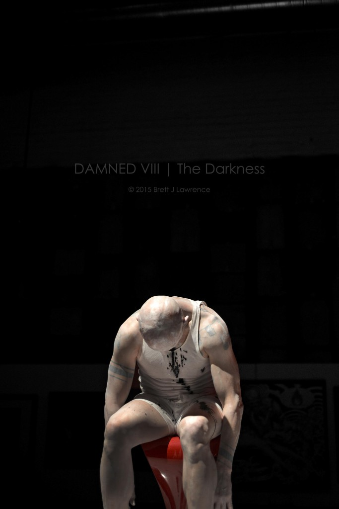 DAMNED VIII The Darkness