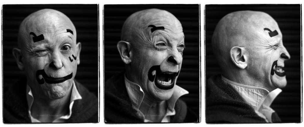 Satori Circus Triptych - © Brett J Lawrence, 2010