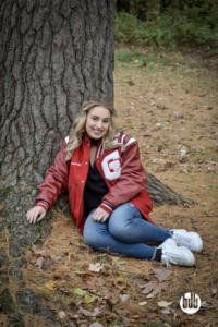 Maddie Prusinowski Senior 2019