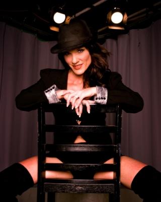 Trish Beaudet Photo Shoot10.2011Shelby TV, Shelby Twp., MI